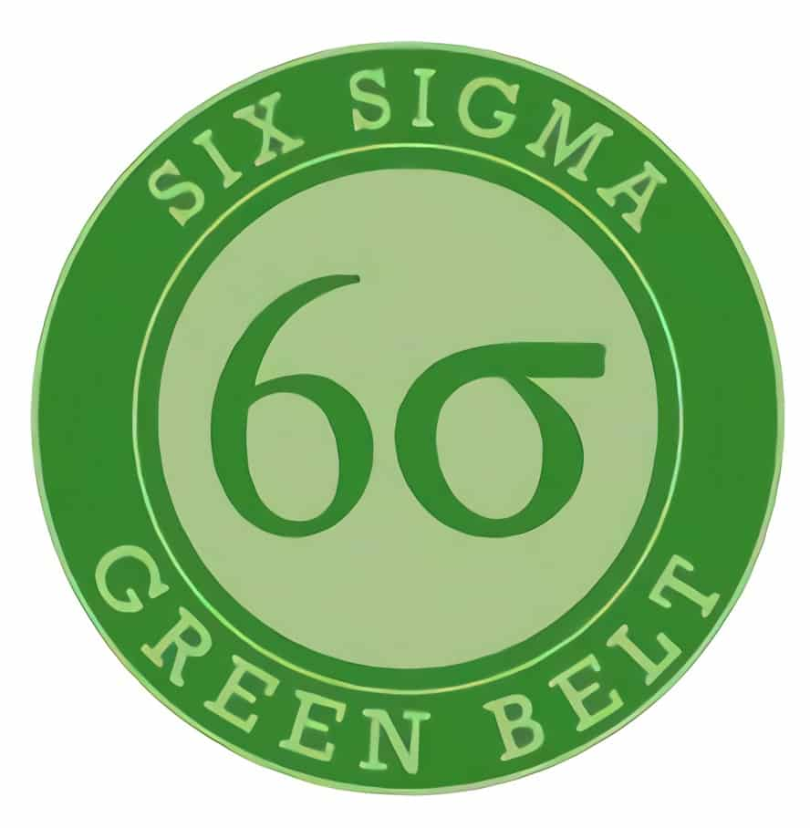 Lean Six Sigma Green Belt One Month Success Exam Prep Wiseable